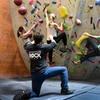 40% Off at Adventure Rock Indoor Climbing Gym