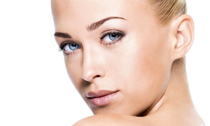 Refined Beauty Day Spa - Coral Springs: Eyebrow Threading with Optional Lip Threading, or Full-Face Threading at Refined Beauty Day Spa (50% Off)