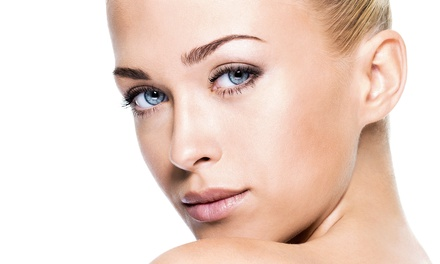 Eyebrow Threading with Optional Lip Threading, or Full-Face Threading at Refined Beauty Day Spa (60% Off)