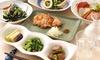 六本木/旬魚の料理や煮物・前菜小鉢など全9品コース
