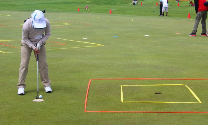 Youth Golf Lessons at The First Tee of Greater Chicago (Up to 53%). 15 Options Available.