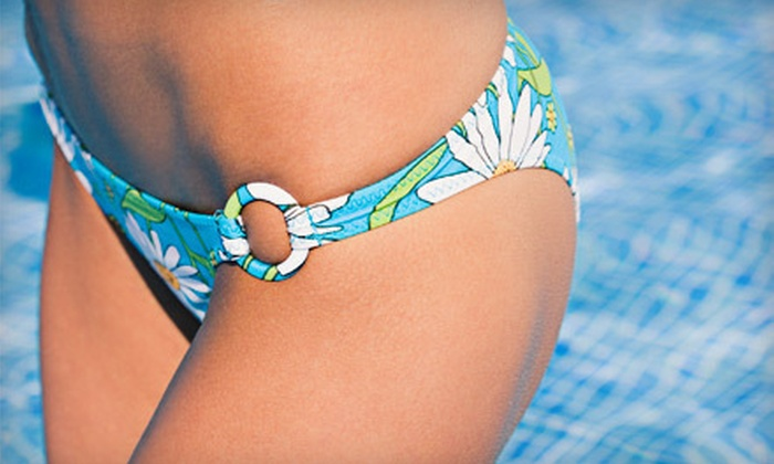 Mary Nail and Spa - Pleasantburg: One or Three Bikini Waxes at Mary Nail and Spa (Up to 53% Off)