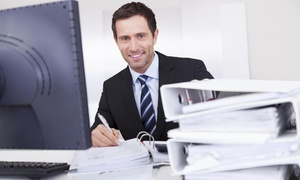 Central Tax Services: Individual Tax Prep and E-file at Central Tax Services (44% Off)