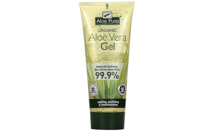 Up to Six Aloe Pura Aloe Vera Gels 200ml