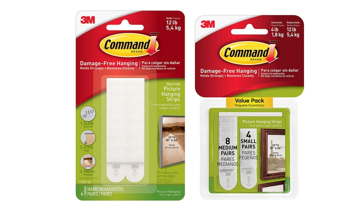 5 Things Regular Couples Can Learn From Pairs Skaters: 77% Off 3M Command Picture Hanging Strips