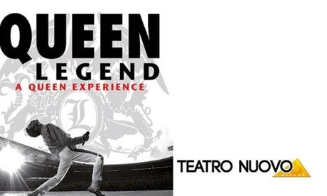 Queen Legend: lo spettacolo, il 24 febbraio al Teatro Nuovo di Milano (sconto fino a 40%)