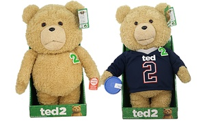 Peluche Ted Parlante pour Adultes