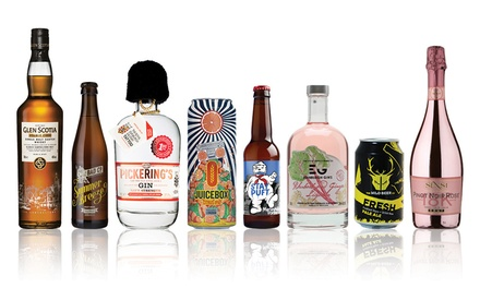 £5, £10 or £20 to spend on Craft Beer, Gin and More from Flavourly (Up to 80% Off)
