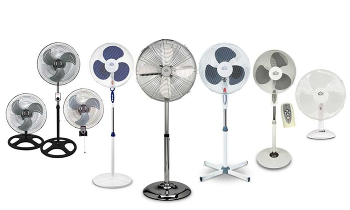 Ventilatori DCG a colonna o da tavolo