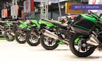 2 Karten für die TWIN Motorradmesse am 3. Februar in Leipzig oder am 10. Februar 2017 in Stuttgart (36% sparen)