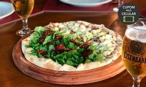 Italy Pizzas - Santa Mônica: 1, 2 ou 4 pizzas grandes tradicionais na Italy Pizzas – Santa Mônica