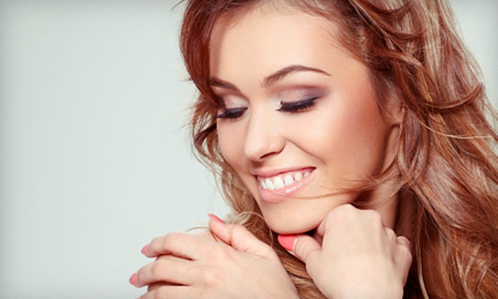 The Lash Professionals - Far North Dallas: One or Two Full Sets of Minkys Eyelash Extensions and Fill Treatments at The Lash Professionals (Up to 72% Off)