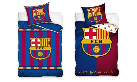 Parure de lit FC Barcelone