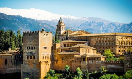 Granada: 1 o 2 noches para 2 personas con detalle, late check-out y opción a desayuno y menú en Hotel Casa del Trigo 4*