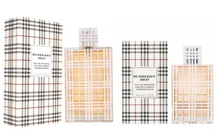 50 oder 100 ml Burberry Brit Women Eau de Toilette