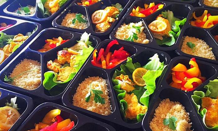 Healthy meals delivered.