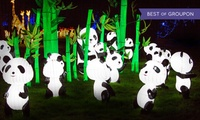 Magical Lantern Festival on 4 December 2016 - 2 January 2017, Leeds and Birmingham (Up to 32% Off)