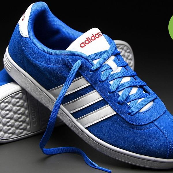 139 zł zamiast 249 zł: sportowe buty męskie Adidas Vlneo Court – 14 rozmiarów