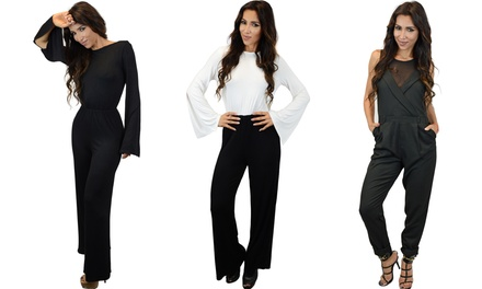 Holiday Women's Jumpsuit