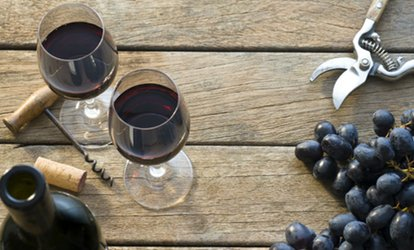image for <strong>Wine Tasting</strong> Experience for Two or Four at Greenwood Winery and Bistro (Up to 44% Off)