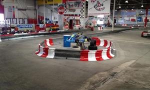 MS Kartcenter: 2x 10 Min. Racekart 200 ccm fahren inkl. Leihhelm im MS Kartcenter (14% sparen*)