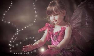 Studio37 Photography: Enchanted Fairy or Elf Themed Photoshoot with Prints at Studio37 Photography (93% Off)