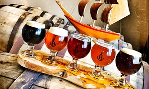38% Off Tasting Flights at Biscayne Bay Brewing Company at Biscayne Bay Brewing Company, plus 6.0% Cash Back from Ebates.