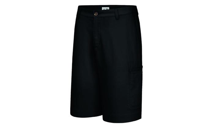 Adidas Golf Men's Solid Cargo Shorts