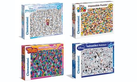 Clementoni Impossible Puzzle