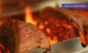 Em Chamas: $24 for $50 Worth of Brazilian Grill Fare at Em Chamas Brazilian Grill