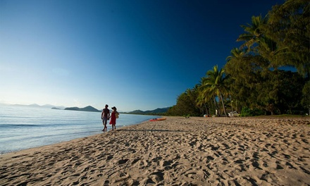 Palm Cove, QLD: 3 to 7Night Beach Escape for Two People at The Reef Retreat Palm Cove
