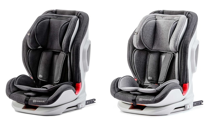 Kinderkraft ONETO3 Car Seat with ISOFIX 9-36kg With Free Delivery