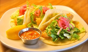 The Mexican Gourmet: CC$12 for CC$20 Worth of Mexican Food at The Mexican Gourmet