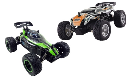 voiture rc flash buggy 28 km h groupon shopping. Black Bedroom Furniture Sets. Home Design Ideas