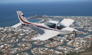 Inspire Aviation: Flying Lesson - 30 ($99), 55 ($149) or 70-Minute Intro Flight Package ($189) at Inspire Aviation (Up to $398 Value)