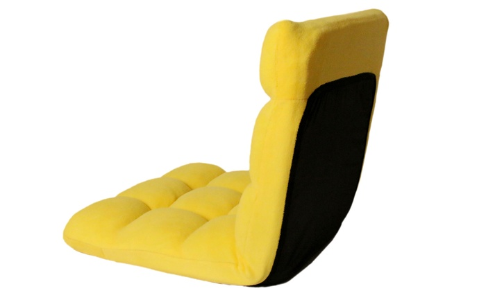 Adjustable Memory Foam Reclining Gaming Chair Livingsocial