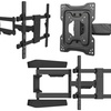 "Full-Motion Wall Mounts for up to 65"" TVs"
