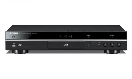 Yamaha Blu-ray Player with Built-in WiFi 266ba38a-25fa-11e7-9251-00259069d868