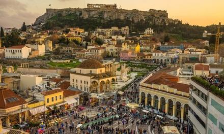 ✈Sofia y Atenas: 8 días y 7 noches para 1 con desayuno, vuelo de I/V desde Madrid o Barcelona y traslado