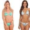 Dippin' Daisy's Women's Basic Triangle Bikini Sets