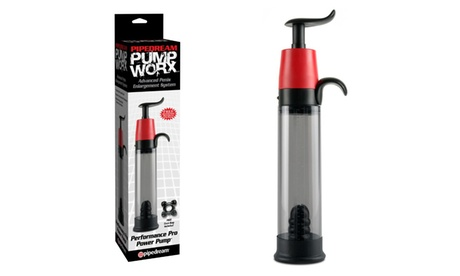 Pipedream Pump Worx Performance Pro Pump da5437b0-6338-11e7-9920-00259069d7cc