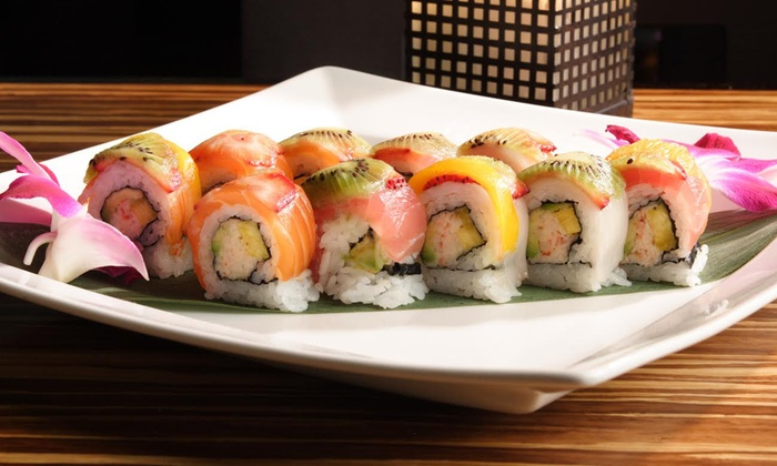 Kenichi - Victory Park: Upscale Sushi and Japanese Entrees at Kenichi (Up to 38% Off). Two Options Available.