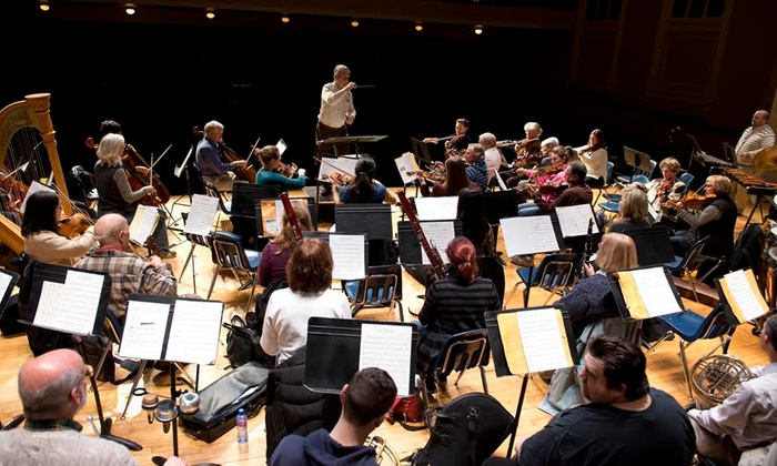 """Macomb Symphony Orchestra Presents Masterpieces of the 18th Century - Macomb Center for the Performing Arts: Macomb Symphony Orchestra Presents """"Masterpieces of the 18th Century"""" on April 10 at 3 p.m."""