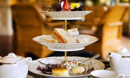 image for Standard or Gluten-Free Afternoon Tea with Prosecco at Hever Hotel