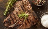 Churrasco T-bone steak (2 p.)