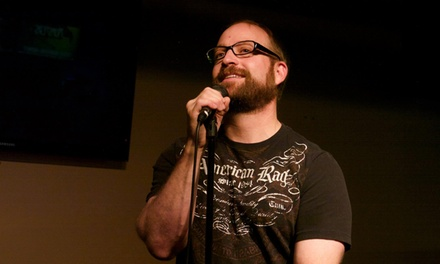 Rileys Homebrewed Comedy Show: Danny Minch's Birthday Bash on Friday, April 21, at 6 p.m.
