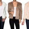 Women's Faux Shrug Coat