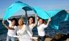 De belles photos de famille en studio front de mer