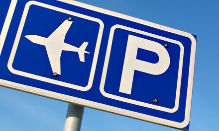 Three-Day or One-Month Parking Pass at Park N Jet (Up to 34% Off)