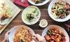 Up to 40% Off Thai Cuisine at Thai Room